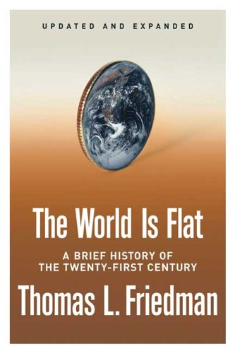 9780374292799: The World Is Flat [Updated and Expanded]: A Brief History of the Twenty-first Century