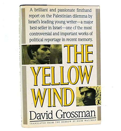 9780374293451: The Yellow Wind: With a New Afterword by the Author