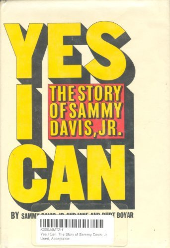 9780374293536: Yes I Can: The Story of Sammy Davis, Jr.