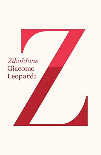 9780374296827: Zibaldone