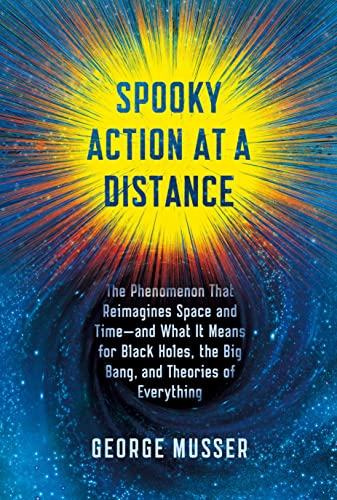 9780374298517: Spooky Action at a Distance: The Phenomenon That Reimagines Space and Time--and What It Means for Black Holes, the Big Bang, and Theories of Everything