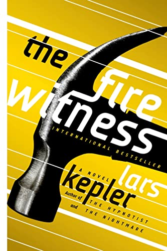 9780374298661: The Fire Witness: A Novel (Detective Inspector Joona Linna)