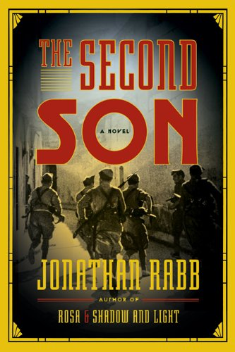 The Second Son (Signed First Edition): JONATHAN RABB