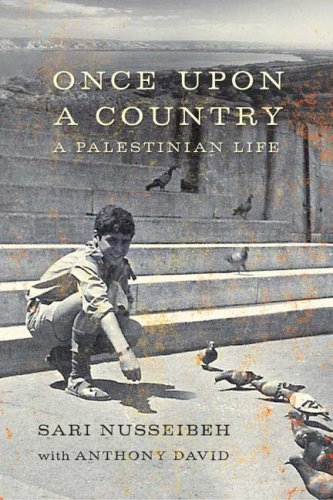 9780374299507: Once Upon a Country: A Palestinian Life
