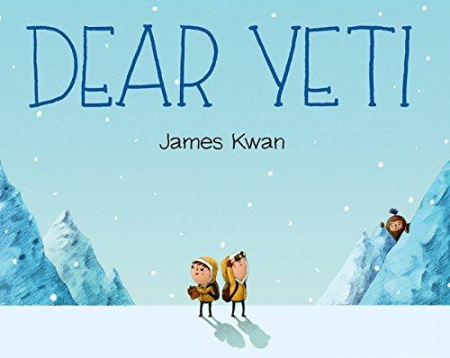 Dear Yeti: Kwan, James