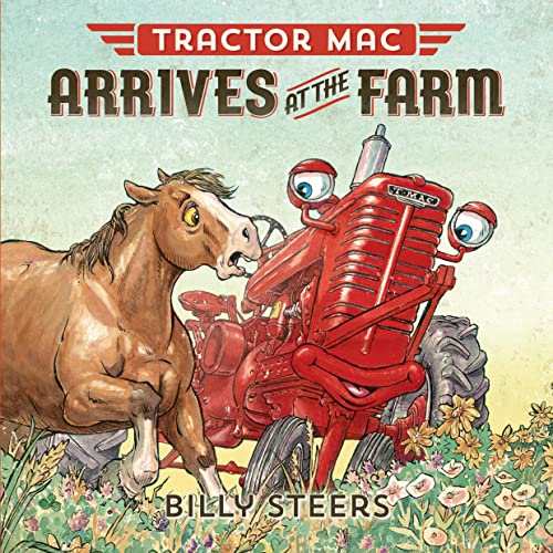 9780374301026: Tractor Mac Arrives at the Farm