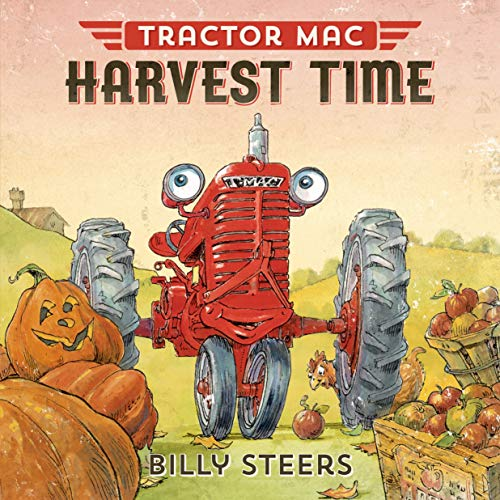 9780374301118: Tractor Mac Harvest Time