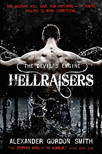 9780374301699: The Devil's Engine: Hellraisers: (Book 1)