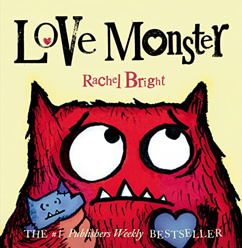 9780374301866: Love Monster