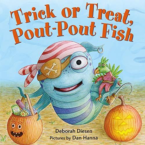 9780374301910: Trick or Treat, Pout-Pout Fish (A Pout-Pout Fish Mini Adventure)