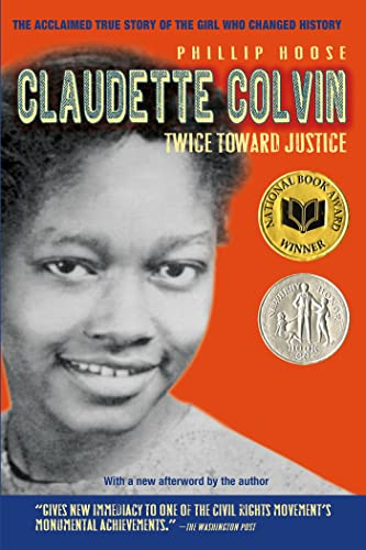 9780374302368: Claudette Colvin: Twice Toward Justice
