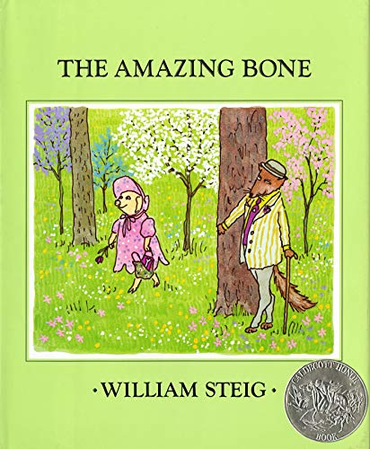 9780374302481: The Amazing Bone