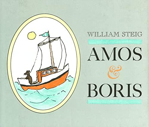 9780374302788: Amos & Boris