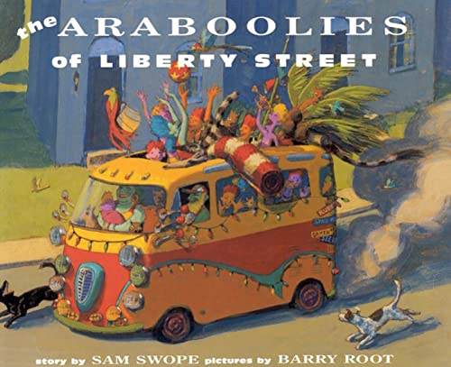 The Araboolies of Liberty Street: Swope, Sam