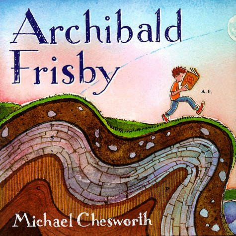 9780374303921: Archibald Frisby