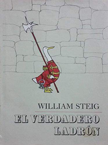 9780374304584: El Verdadero Ladron / The Real Thief