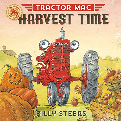 9780374306007: Tractor Mac Harvest Time