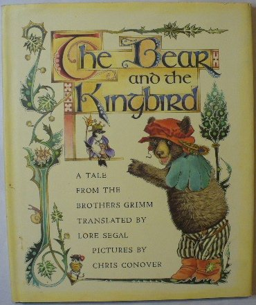 9780374306182: Bear and the Kingbird (English and German Edition)