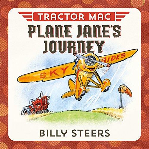 Tractor Mac Plane Jane's Journey: Billy Steers