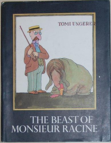 Beast of Monsieur Racine: Ungerer, Tomi