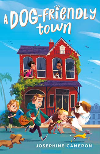 Book Cover: A Dog-Friendly Town