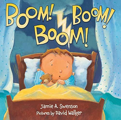 9780374308681: Boom! Boom! Boom!