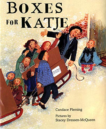 Library Book: Boxes for Katje (Rise and: National Geographic Learning