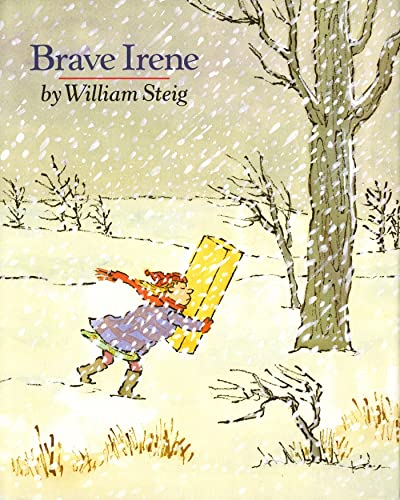 9780374309473: Brave Irene: A Picture Book