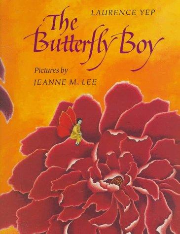 The Butterfly Boy (1ST PRT IN DJ): Yep, Laurence