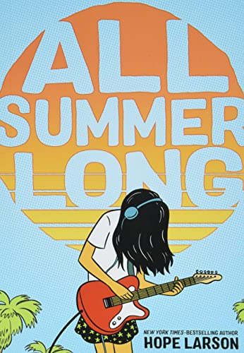 9780374310714: ALL SUMMER LONG (Eagle Rock Trilogy)