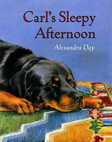 9780374310882: Carl's Sleepy Afternoon