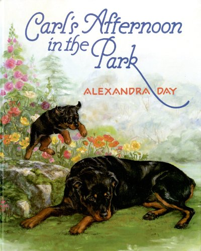 Carl's Afternoon in the Park
