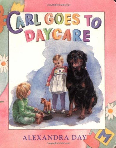 9780374311452: Carl Goes to Daycare