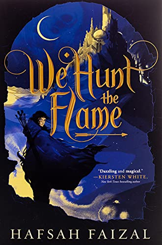 9780374311544: We Hunt the Flame