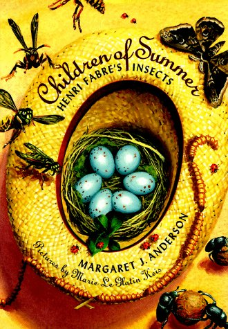 9780374312435: Children of Summer: Henri Fabre's Insects