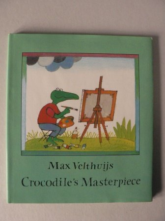 9780374316587: Crocodile's Masterpiece