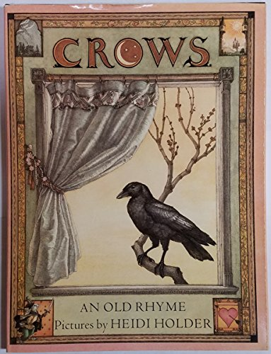 9780374316600: Crows: An Old Rhyme
