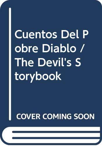 9780374317690: Cuentos Del Pobre Diablo