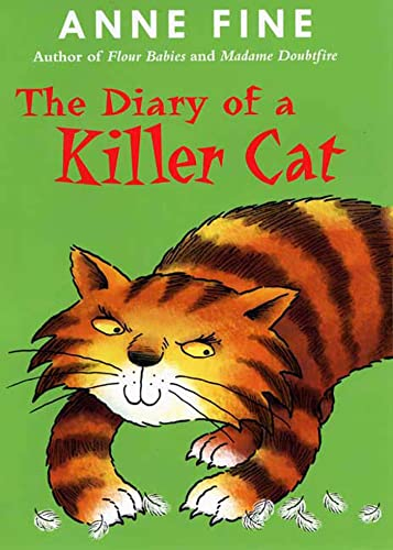 9780374317799: The Diary of a Killer Cat