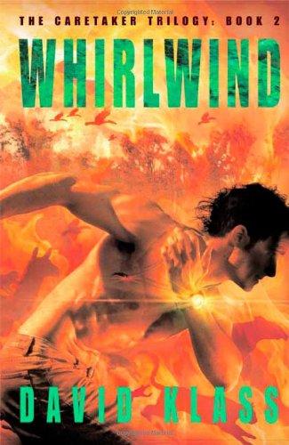 9780374323080: Whirlwind: The Caretaker Trilogy: Book 2