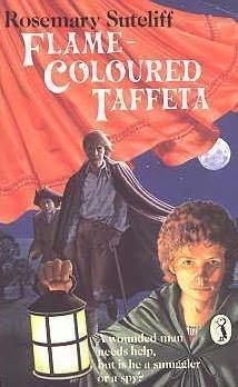 9780374323448: Flame-Colored Taffeta