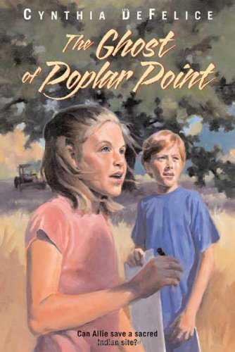 9780374325404: The Ghost of Poplar Point (Ghost Mysteries)