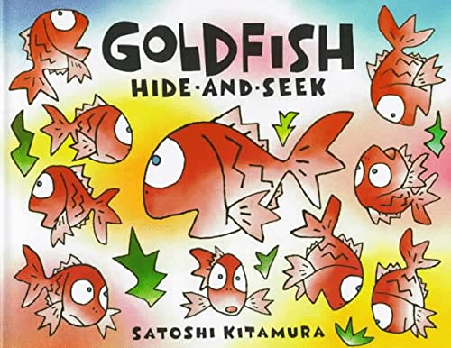 9780374327071: Goldfish Hide-And-Seek