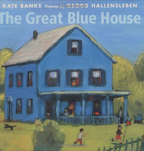 The Great Blue House: Banks, Kate