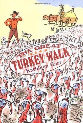 9780374327736: The Great Turkey Walk