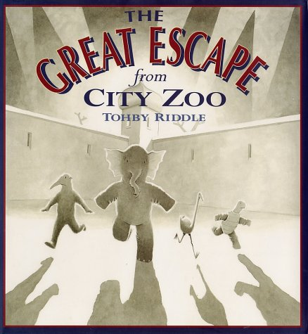 9780374327767: The Great Escape from City Zoo