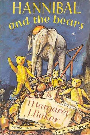 9780374328382: Hannibal and the Bears