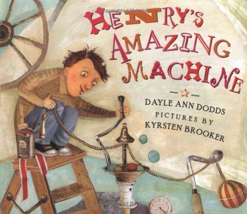 9780374329532: Henry's Amazing Machine