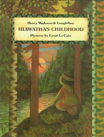9780374330651: Hiawatha's Childhood