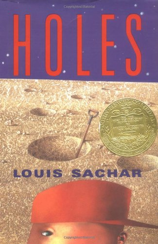 Holes (Newbery Medal Book) and Small Steps: Sachar, Louis